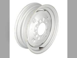 "4.5"" x 16"" Front Wheel Massey Ferguson 165 275 50 20 245 135 265 175 150 TO35 Ford 800 3000 8N 900 NAA 700 4000 600 2000 International 674 454 574 David Brown John Deere 830 1020 2020 Massey Harris"