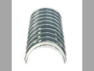 Main Bearings - Standard - Set Yanmar Komatsu SK1020-5N SK1020-5 CK35-1 CK30-1 SK1026-5 SK1026-5N Gehl 4640E V330 V270 5240E 5640E 6640E Mustang 2700V 2066 2076 Takeuchi TL240 TL230 TL130 Bobcat
