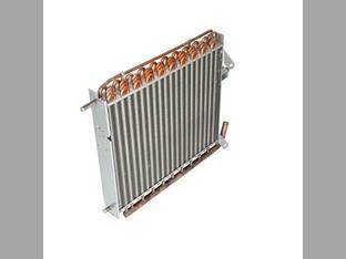 Condenser with Oil Cooler John Deere SE6310 6410 SE6200 6200 6410S SE6010 SE6300 6405 6100 SE6100 SE6410 6300 6510S SE6110 6400 6310S 6500 6110 SE6400 6210 SE6210 6310 AL111999