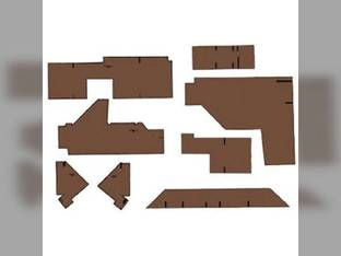 Cab Foam Kit less Headliner Brown John Deere 2955 2950 2940 2755 2350 3155 2750 2840 3255 2440 2550 2040 1640 2140 2040S 3040 2355 2555 3140 2240 2640 3055 3150