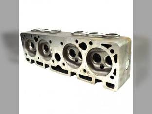 Remanufactured Cylinder Head Case D