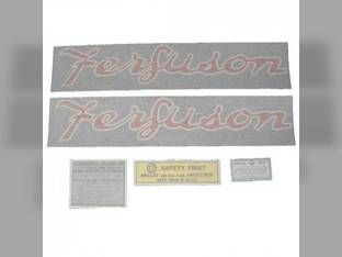 Tractor Decal Set F40 Vinyl Massey Ferguson F40 40 40
