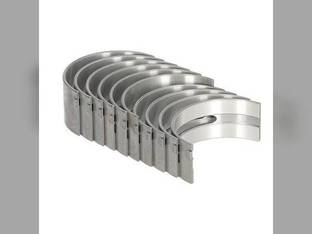 "Main Bearings - .020"" Oversize - Set Massey Ferguson 285 298 70 1080 698 90 1085 Super 90 745586M91"