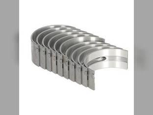 "Main Bearings - .020"" Oversize - Set Massey Ferguson 1085 Super 90 285 298 70 698 90 1080 745586M91"