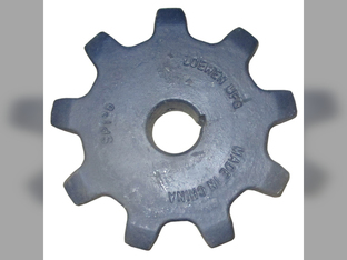Sprocket, Clean Grain & Return / Tailings