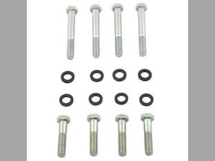 Exhaust Manifold Bolt Kit John Deere 381 690A 6600 4520 4620 4020 600 690 4230 404 362 7020 5200 7700 644 644A 4320 4010 646 301 4000 4040 341 6602