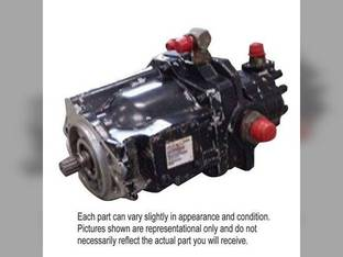 Used Hydraulic Pump with Gear Pump Case 2290 2096 2294 2090 2094 1896 3294 A47928 Case IH 3294 1896 2294 2096