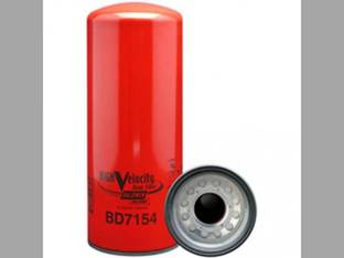 Filter High Velocity Dual Flow Lube Spin On BD7154 Versatile 305 340 375 400 John Deere 7950 7980 Case 921 Cummins 3406809