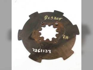 Used Traction Lock Disc Bobcat S205 7261138