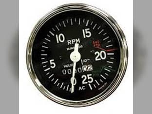 Tachometer Gauge Allis Chalmers 180 185 190 200 210 220 70252409
