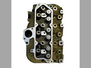 Remanufactured Cylinder Head with Valves John Deere 5075 5055 5503 5303 5045 5610 5103 5410 5204 5104 5403 5065 5310 5203 RE507618
