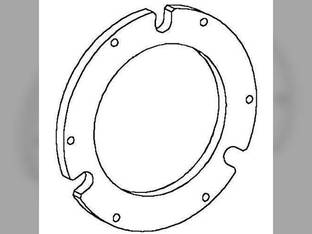 Steel Brake Disc Case IH 3394 2394 3594 2594 A63198 Case 2390 1570 2594 1270 1370 2394 2590