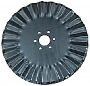 25 Wave Coulter Blade
