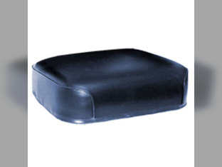 Seat Cushion Vinyl Black