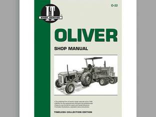 I&T Shop Manual - O-22 Oliver 2150 2150 2050 2050