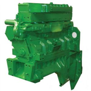 Remanufactured Engine Assembly Long Block 9.0L John Deere 8330 8330 6090