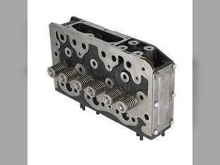 Cylinder Head with Valves - Perkins A3.152 Diesel Massey Ferguson 202 35 205 204 50 203 3638321M91