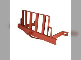 Front Bumper - Red Ford 3120 3910 3900 2310 2910 230A 2120 600 801 2810 334 4610 800 231 2300 3100 2600 4140 233 4600 2610 3330 2000 3300 NAA 3310 3000 4200 3600 4000 4100 3610 531 4110 234 3055 601