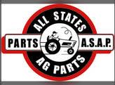 Clutch & Brake Pedal Shaft International Super C 230 200 355971R1