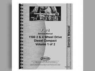 Parts Manual - FO-P-1100+ Ford 1200 1500 1900 1100 1310 1700