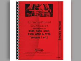 Operator's Manual - IH-O-3388+ Harvester International 3388 3588 3788