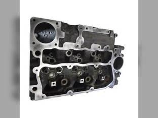 Used Cylinder Head Massey Ferguson 461 563 4225299M91 Gehl CT5-16T 216331-J746410 Perkins 1103C-33T
