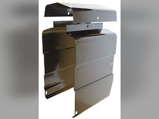 Battery Box, Cover, Set
