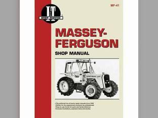 I&T Shop Manual - MF-41 Massey Ferguson 670 670 690 690 698 698