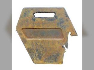 Used Suitcase Weight Case IH C70 C80 C90 MX100 MX110 MX120 MX135 MX150 MX170 5120 5130 5140 5220 5230 5240 5250 7110 7120 7130 7140 7150 7210 7220 7230 7240 7250 8910 8920 8930 8940 8950 9310 9330