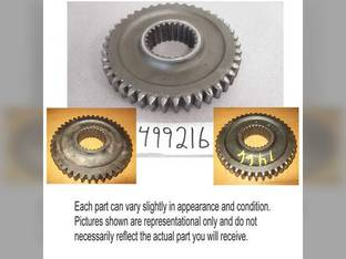 Used Drive Gear 3rd Speed IH International Hydro 100 756 766 786 826 856 886 966 986 1066 1086 1456 1466 1468 1486 2756 2826 2856 3088 3288 3388 3588 3688 6388 6588 21456 528671R1