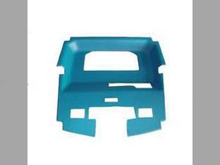 "Cab Foam Main Headliner 55"" x 53"" x 5"" Blue Ford 5600 TW10 TW25 7910 TW20 5610 9700 7610 6700 5700 TW35 7710 8210 6610 7700 2600 233 TW5 4600 6710 7600 333 6600 8700 7810 3600 4100 TW30 TW15"