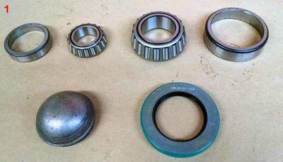 Wheel Bearings & Hub Caps :: Oswalt • Henke • Harsh • Botec • Schwartz • LuckNow • Cattlelac • MonoMixer • Patz • Kuhn Knight