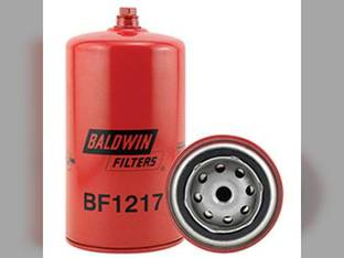 Filter - Fuel / Water Separator with Drain Spin On BF1217 Case IH Magnum 235 Magnum 235 Magnum 260 9120 Magnum 290 8010 Magnum 315 7120 Magnum 340 8120 New Holland CR9080 CR9040 CR9060 CR9070 Iveco