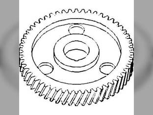 Camshaft Timing Gear Allis Chalmers D17 175 170 WD45 70227038