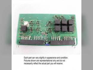 Used Circuit Board Power AH155621 John Deere CTS 9410 9510 9610 AH156418