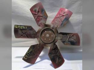 Used Cooling Fan International 1460 1480 1440 121789C1