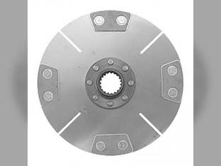Remanufactured Clutch Disc Ford 1500 1900 1700 Kubota L305 L345 White 2-35 2-30 Shibaura SE3040