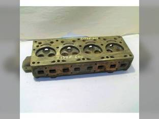 Used Cylinder Head Massey Ferguson 235 35 135 245 150 TO35 202 50 40