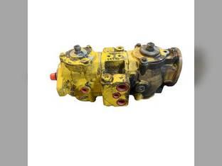 Used Hydraulic Pump - Tandem New Holland L160 L160 LS160 LS160 LS170 LS170 L170 L170 86590563