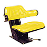 Seat and Suspension Assembly - Yellow