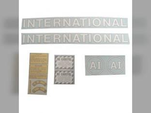 Decal Set International A