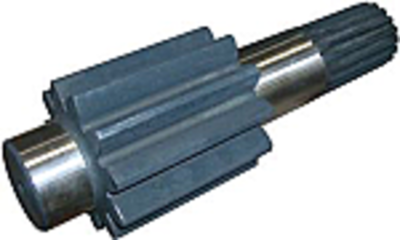 Final Drive Pinion Shaft