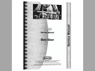 Service Manual - GE-S-HL2500 Gehl 2500 HL2500A