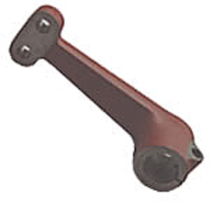 Center Steering Shaft Crank Arm