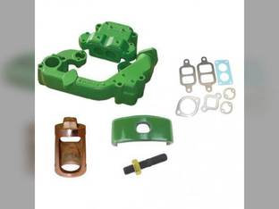 Intake and Exhaust Manifold Kit John Deere 720 730