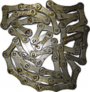 Chain, Type 2050, 56 Links