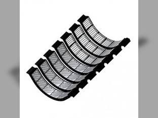 Concave KX7 Set - Small Wire Tough-Thresh - Kondex Massey Ferguson 8560 9795 9695 8570 9790 8780 9690 9520 Gleaner A66 A76 A75 A65 Challenger / Caterpillar 660B 670B