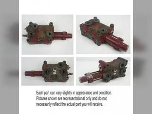 Used Remote Valve Assembly Agco Allis Allis Chalmers 7040 7080 7030 7020 7060 7045 7050 7010 70269700