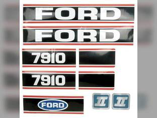 Decal Set Ford 7910