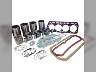 Engine Rebuild Kit - Less Bearings - 4 Cylinder Mahindra E40 485 4505 5005 575 C4005 475 006000068R92